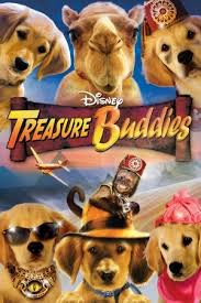 Treasure Buddies 2012 BRRip XviD