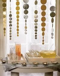 Decoração de Ano novo: Muito brilho e ouro