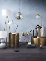 Target Copper Desk Lamp The New Target Fall Style Collection Emily Henderson