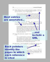 Q  What is an ANNOTATED BIBLIOGRAPHY and how do I do one  Do you     FC  Example of literature review owl annotated bibliography line     service essay ideas