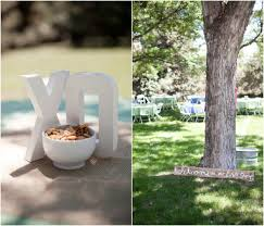 Wedding Backyard Reception Ideas by Colorado Backyard Wedding Rustic Wedding Chic