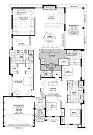 L Shaped House Floor Plans Australian L Shaped House Plans
