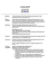 Student Resume Examples No Experience by Best Resume With No Experience Free Resume Example And Writing