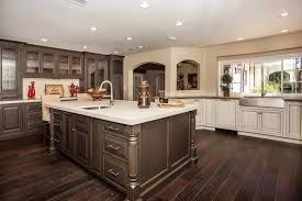 kitchen cabinets dark wood rigoro us