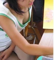 女子小中学生の膨らみかけの胸画像|女子○学生、胸チラ膨らみかけのおっぱいpt5