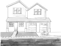 simple house drawing related keywords suggestions building plans