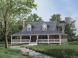 French Country Home Plans by French Country Home Plan With Wrap Around Porches U2014 Tedx Decors