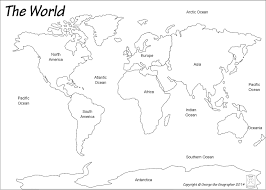 Peters Projection World Map by Map Projection Clipart Collection