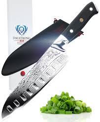 Uk Kitchen Knives by Dalstrong Santoku Knife Shogun Series Aus 10v 180mm