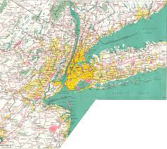 New York County Map by Oliver Nick New York County Map Ny