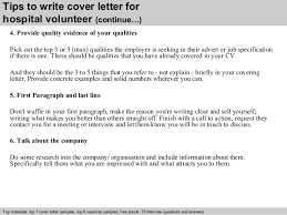 Volunteer Examples For Resumes by Volunteer Cover Letter No Experience Examples