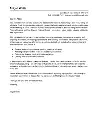 an example of a cover letter for job application   Template