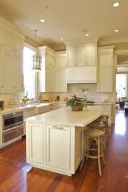 Crown Moulding Kitchen Cabinets Kitchen Cabinet Crown Moulding In Satin White Kamc5 Sw The Home