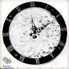 Free shipping Diy European style wrought iron wall clock wall ...