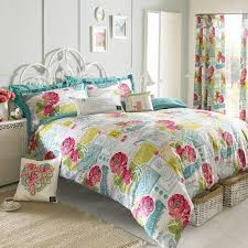 Bedroom Drapery Ideas Bedroom Floral Print Faux Silk Curtain For Bedroom Curtain Ideas