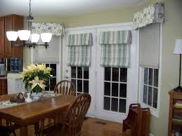 window treatment for glass door kitchen design ideas kitchen window valance valances modern image