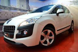 the car peugeot the car peugeot 3008 ad of 2010 of 17250 u20ac