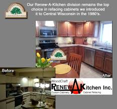 Kitchen Cabinets Wisconsin Products Woodcrafters Specialties
