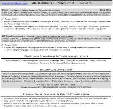 Sales Engineer Resume Example   page    Note