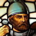 Sir William Wallace, Guardian of Scotland. Over 700 years ago… - wallace-bust-glass
