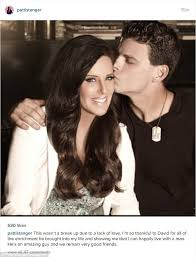 Done  Patti Stanger has spoken out about her split with fiance David Krause and said