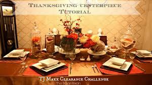 thanksgiving centerpieces thanksgiving centerpiece tutorial tj maxx clearance tablescape