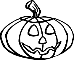 free halloween images free halloween pumpkin coloring page wecoloringpage