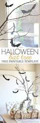 Printable Halloween Decorations Scary by Best 25 Printable Halloween Decorations Ideas On Pinterest