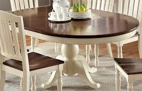 Oval Dining Room Tables Amazon Com Furniture Of America Pauline Cottage Style Oval