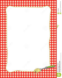 stylish design ideas kitchen utensils border decorating clear