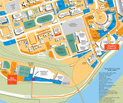 Neyland Stadium Map Engineers Day Transportation Information Tickle College Of