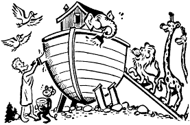Cuneiform Activity Worksheet Coloring Pages About Noah And The Ark Coloring Pages