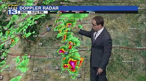 Unm Map Tornado Warning Issued For Guadalupe Quay Counties Krqe News 13
