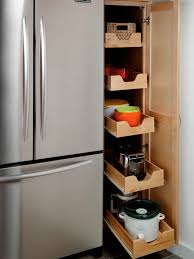Kitchen Pantry Shelving Ideas by Cabinets U0026 Drawer White Wooden Kitchen Pantry Cabinet With Double