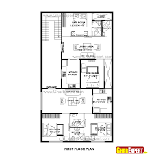 Indian Home Plan House Plan For 32 Feet By 58 Feet Plot Plot Size 206 Square Yards