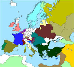 Blank Europe Map by A Blank Map Thread Page 97 Alternate History Discussion
