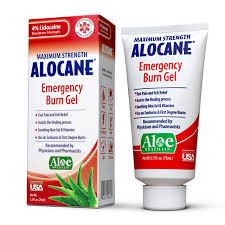 amazon com first degree burn cream 75 oz health u0026 personal care