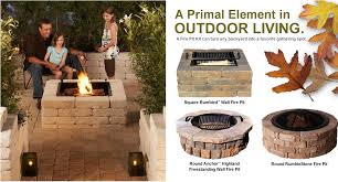 How To Make A Fire Pit In Backyard by Fire Pit Kits