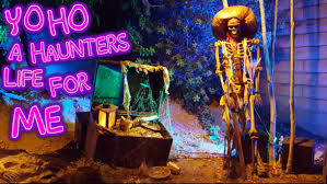 pirates of the caribbean halloween decorations u0026 yard displays