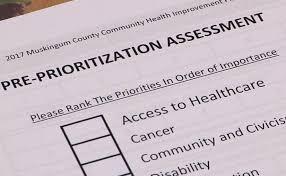 Community members prioritize health assessment   WHIZ News WHIZ