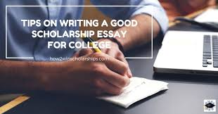 How to Create Compelling College Scholarship Essays   Small School