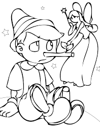 pinocchio coloring page handipoints