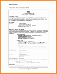 Profile Section Of Resume Examples by Skills Examples Of Resumes Skill Set Resume Skill Based Resume