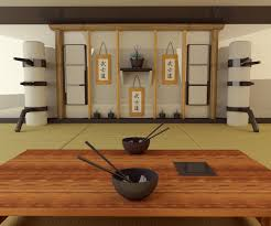 Traditional Japanese Home Decor Minimalist Asian Kitchen Nice Trend Dream Home Pinterest