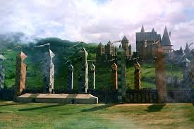 Hogwarts Quidditch Pitch