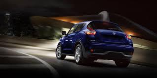 nissan juke york pa 2015 nissan juke shown in cosmic blue rear view driving at night