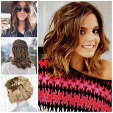 medium length hair 2017 braiding hairstyle pictures