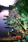Floating Market in HAT YAI Thailand ~ Malaysia Asia