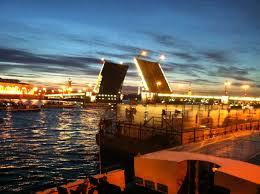 White Nights of St. Petersburg