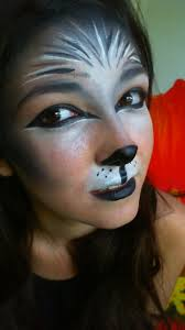 Halloween Makeup Application by 15 Ideas About Wolf Halloween Makeup U0026 Tutorial
